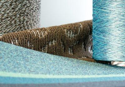 Filati e tappeti di radici pavimentazione tessile si ispirano al colorforward2022