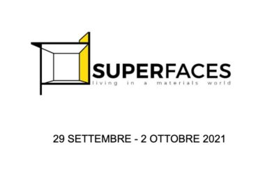 Logo e date Superfaces 2021