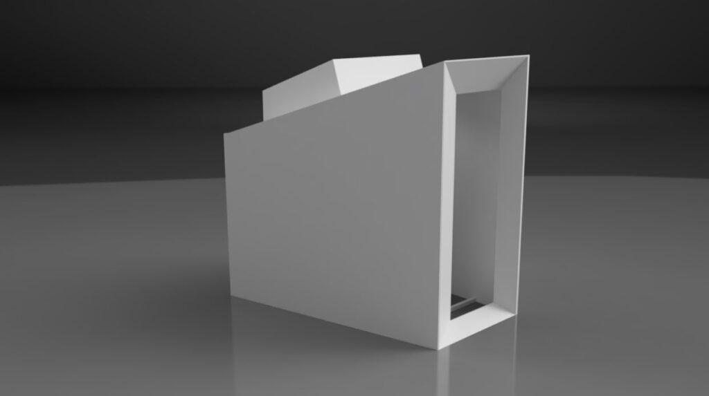 Progetto The viewing Room realizzata con HI-MACS®