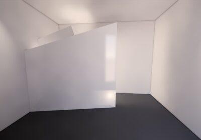The viewing room realizzata con HI-MACS®