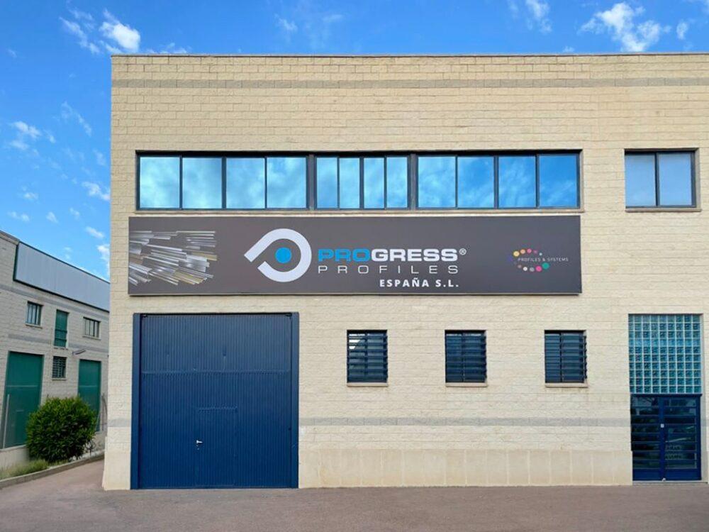 nuova sede di Progress profile di Alicante